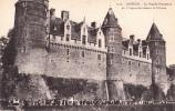 Dép. 56 - JOSSELIN. - La Grande Procession Du 8 Septembre Devant Le Château. Laurent-Nel, Rennes - Josselin