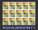 "Vignettes Autocollantes (Feuille De 15/Vel Van 15) ""Temsifil 2012"" - Erinnofilia"