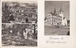 Luxembourg - Bonjour De Differdange - Usines - Mairie - Jardin - Differdingen