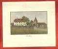 AA05 Ancienne Reproduction De Gravure Weiss 1829,Commune De Ecublens,Canton De Vaud, Suisse. - Estampes & Gravures