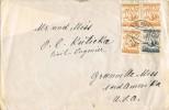 Carta WIEN (Austria) 1930 A Estados Unidos - 1918-1945 1. Republik