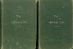 2 boeken - Das schlimme jahr - Zweiter and dritter band - Berlin 1880 Roman aus der Schweizergeschichte von L. Haidheim