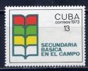 S CUBA 1973 MI№1878 - Cuba