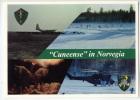 Brigata Alpina Taurinense Contingente AMF (L) CUNEENSE ANCHOR EXPRESS '86 In Norvegia - Regiments
