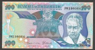 TANZANIA : Banconota 100 Scellin-  P14 -  FDS - Tanzania