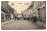 37. Turnhout - Warandestraat - Rue Du Parc - SD - 1916 - Turnhout