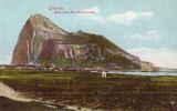 Giraltar Rock From The Campamento - Gibraltar