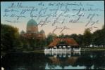 AK/CP OPPELN  OPOLE  SYNAGOGE     Gel/circ.  1915   Erhaltung/Cond. 2   , Nr. 5144 - Schlesien