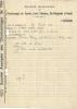 S A Des Charbonnages DeRESSAIX, LEVAL, PREONNES, Ste ALDEGONDE Et GENEK   Avis De Reception  18.02.1913 - Non Classés