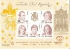 Nº 2754 HOJA BLOQUE DE LA FAMILIA REAL ESPAÑOLA  (NUEVOS-MINT) - 1981-90 Nuevos & Fijasellos