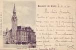 LIERRE = Souvenir De L... = L'Hôtel De Ville (Nels  Bxl  S.23  N° 2) 1900 - Lier