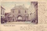 LIERRE = Souvenir De L... = Gevangenenthor - Carte Couleur Animée  (Nels  Bxl  S.23  N° 7) 1900 - Lier