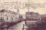 MALINES = Souvenir De M.... = La Dyle à La Porte Winket  (Nels  Bxl  S.30  N° 21) 1901 - Malines