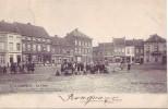 WILLEBROECK = La Place - Carte Animée  (1904) - Willebroek