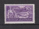 LIECHTENSTEIN 1937  N°122  NEUF*  CATALOGUE ZUMSTEIN - Liechtenstein