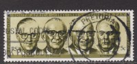 South Africa ~ Republic Anniversary/Presidents ~ SG 493 ~ 1981 ~ Used - Unclassified