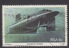 South Africa ~ Naval Base/Ships ~ SG 506 ~ 1982 ~ Used - Unclassified