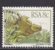 South Africa ~ Fossils/Prehistoric Animals ~ SG 532 ~ 1982 ~ Used - South Africa (1961-...)