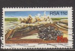 South Africa ~ Minerals ~ SG 558 ~ 1984 ~ Used - South Africa (1961-...)