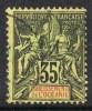 OCEANIE N°18 - Used Stamps