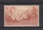 LIECHTENSTEIN 1942  N°166  NEUF*  CATALOGUE ZUMSTEIN - Liechtenstein