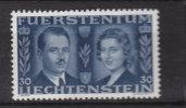 LIECHTENSTEIN 1943  N°176    NEUF*  CATALOGUE ZUMSTEIN - Liechtenstein