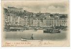 Napoli    S. Lucia Vista Da Mare A. De Simone 341     Stamp 1902 - Napoli (Naples)