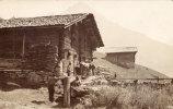 Unknow House In The Mountain - Postkaarten