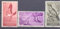 1958. Spain Sahara, Birds,  3v, Mint/** - Colecciones & Series