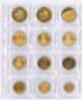 Feuilles Numismatiques Multi Collect 12 Etuis En Carton 50x50mm-Octos - Supplies And Equipment