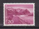 LIECHTENSTEIN 1959/64     N°  327  NEUF**    CATALOGUE ZUMSTEIN - Liechtenstein