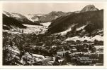 63 - L´AUVERGNE - Le Mont-Dore En Hiver - Vue Générale - G. D´O. N° 186 - Le Mont Dore