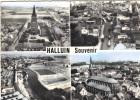 59 - Halluin - En Avion Au-dessus De Halluin (ca. 1970) - Non Classés