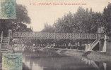 Ph-CPA Espagne Zaragoza (Aragon) Puente De Venecia Sobre El Canal - Zaragoza