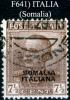 Italia-F00641 - Somalia