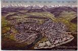 Vogelschauansicht V. Bern / St. Schw. Landesaust. Bern 1914 / Bern Noch  Ein Städtchen ! - BE Berne