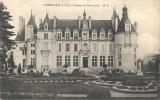 NOUZILLY Château De L'orfrasiere (monnaie) Vue Avec Les Jardins édition HB Neuve  Excellent état - Monnaie