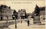- 02 - SAINT-QUENTIN - Place Du Huit-Octobre - - Saint Quentin