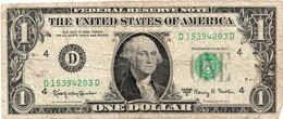 STATI UNITI BANCONOTA DA 1 $ DOLLARO 1963 G Washington Vedi Foto - Etats-Unis