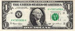 Stati Uniti 1 Dollaro $ 2003  VG G. Washington United States Vedi Foto - Etats-Unis