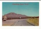 Teepes Pour Touriste Sur La Route 80 Entre Sierra Blanca Et El Paso - El Paso