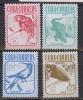 Cuba, Birds & Animals, 2005, 4 V - Altri
