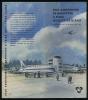 1961 AERODROM HANNOVER LEAFLET BROCHURE GERMANY - Avion