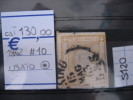 REGNO -1865- NUMERO 23 -24- 25   USATI° - CATALOGO 41 EURO - 1861-78 Victor Emmanuel II.