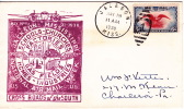1938 National Air Mail Week  Jackson MS Cover - Air Mail