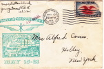 1938 National Air Mail Week  Youngstown OH  Cover - Air Mail