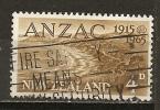 Nouvelle-Zelande New Zealand 1965 Anzac - New Zealand