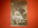 Sposi Cm13.5x8,5 Leggere Macchie Sul Retro - Nozze