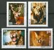 1976 India Animali Animals Animaux Set MNH** A119 - Nuovi