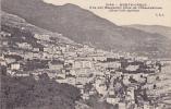 CPA MONACO Mte CARLO Vue Sur Beausoleil Prise De L´Observatoire - Unclassified